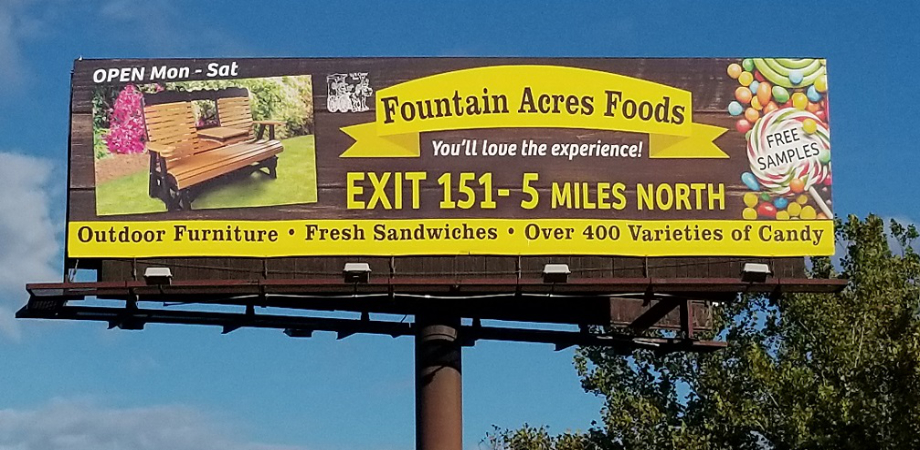 Fountain Acres Foods