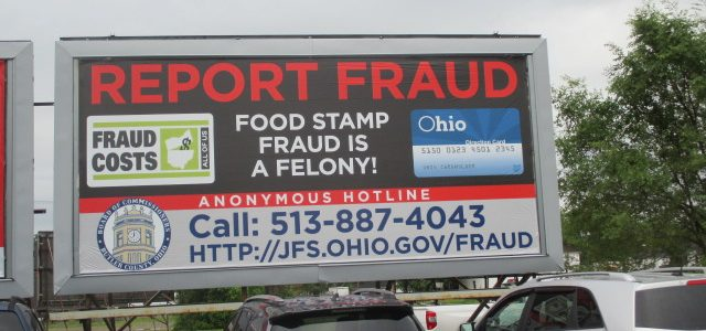 Report Food Stamp Fraud