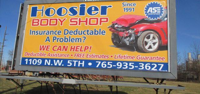 Hoosier Body Shop