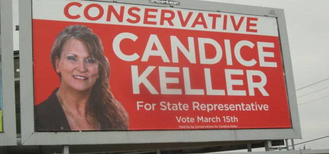 Candice Keller State Representative