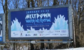 Meltdown Winter Ice Festival