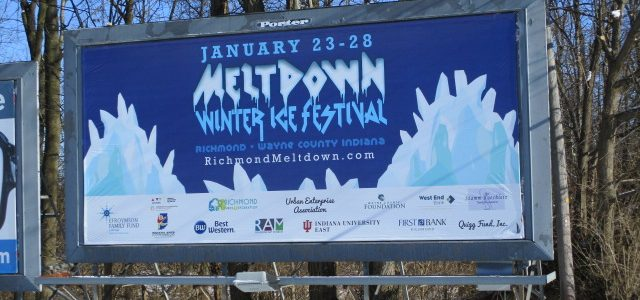 Meltdown Ice Festival